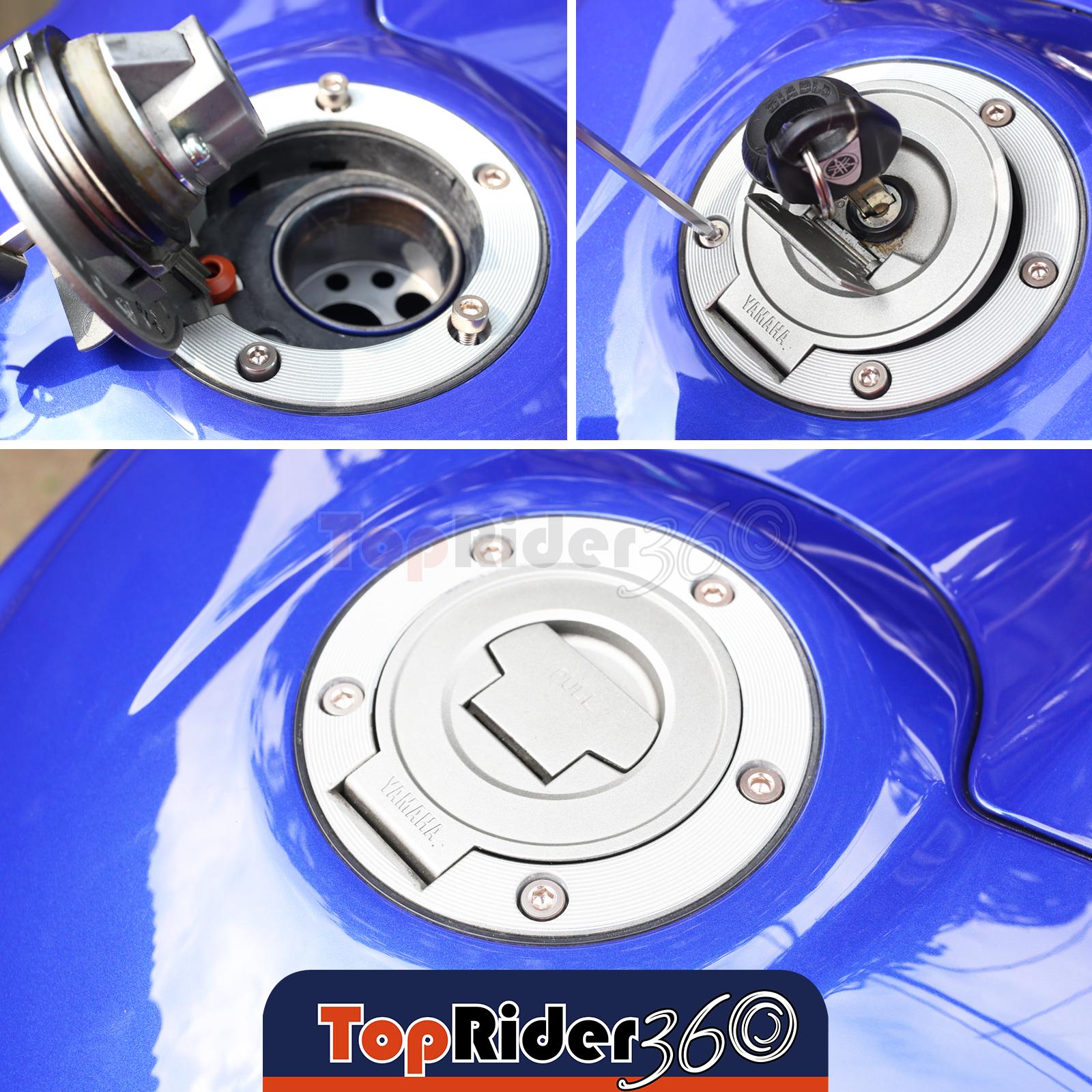 Billet Fuel Tank Cap Bolts For Triumph Daytona 600//650 Daytona 955i 1998-2000